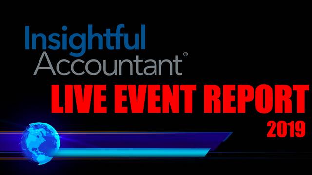 IA Live Event Report 2019