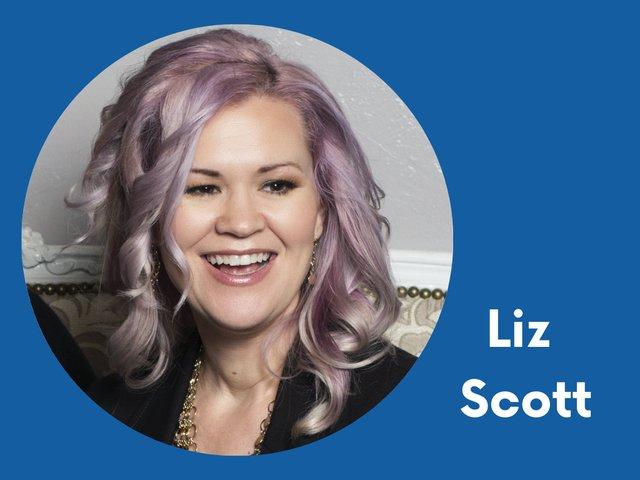 Liz Scott Speaker