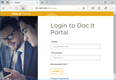 Doc.It Portal Login