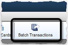 Batch Transactions Icon