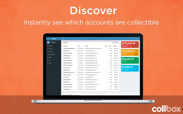 Collbox -- Discover