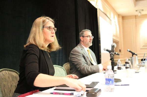 NE IRS Rep Conference, 2018: Caroline Ciraolo, Acting Asst. Attorney General, Dept of Justice Tax Division and Eric Green