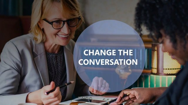 change the conversation cashflowtool