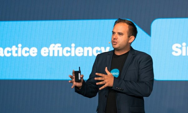 Ben Richmond, Xero
