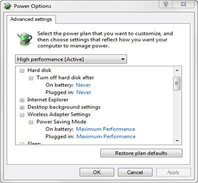 Power Settings - Hard disk.jpg