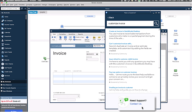 QBDT-2020_Smart-help_04_Task-relevant_Invoice_D