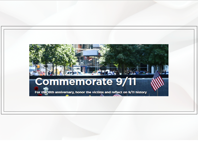Commemorate 9-11