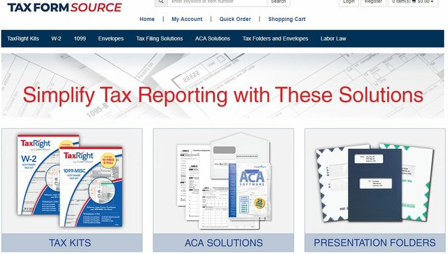 TaxFormSource