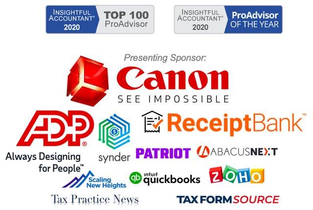 2020 Top 100 Sponsor Logo