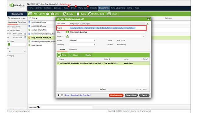 OfficeTools (screenshot)