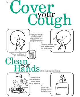 Cover that cough