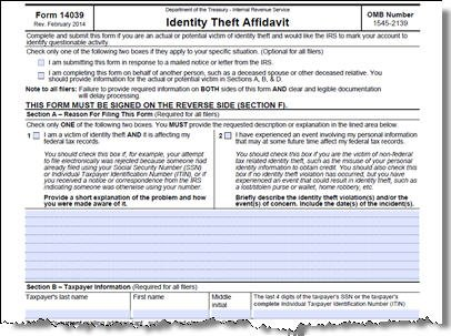 Tax Refund Fraud The Irs Gives Us Some Help Insightfulaccountant