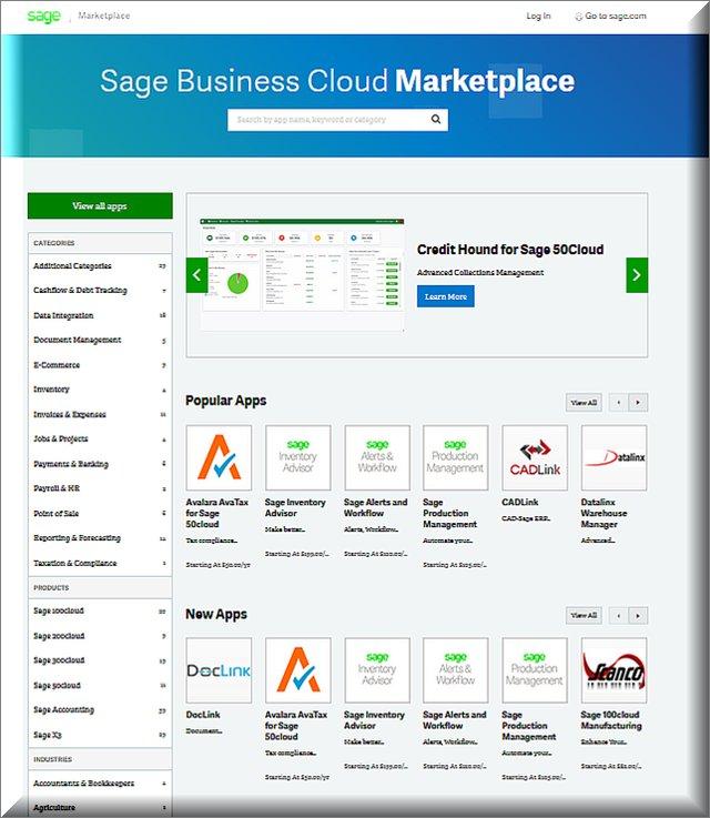 SAGE_Business-cloud-App-marketplace