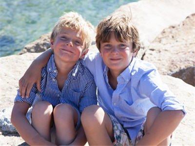 Bobby and Jack Redmond