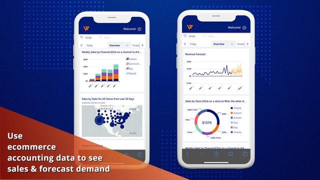 Webgility Mobile