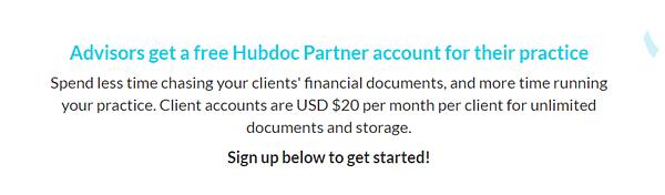 Hubdoc-partner-website