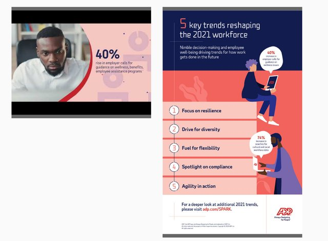 ADP-People-Centered Initiatives, Business Agility Take Center Stage in 2021 Workforce Trends