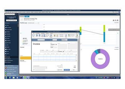 Insights Tab - Create Invoice Link