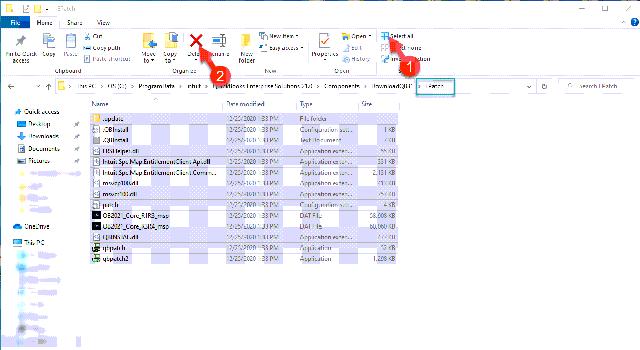 Remove-update_#3_Delete-EPatch-contents