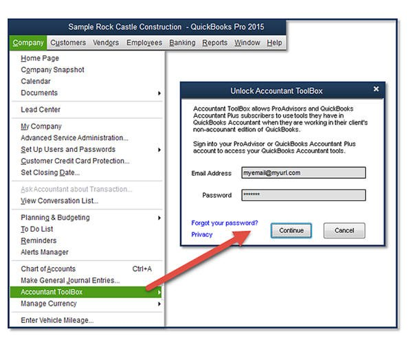 Unlock the Accountant's Toolbox in Pro & Premier