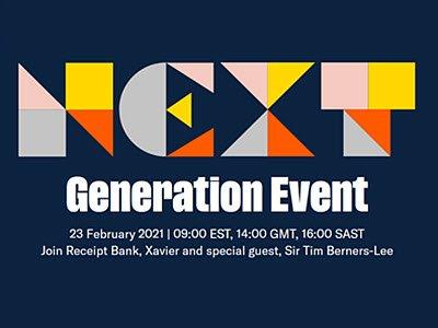 Next Generation Event (Tickler)