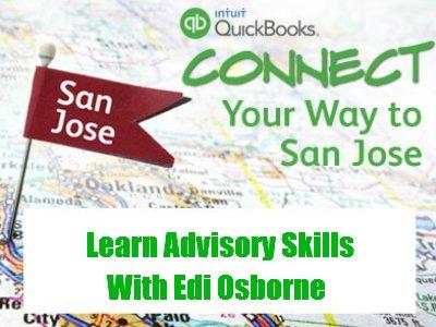 Edi Osborne At QuickBooks Connect