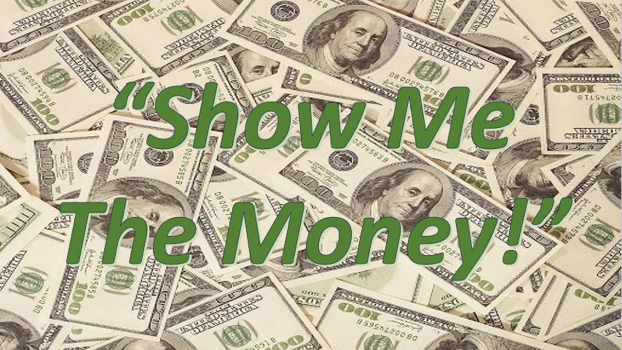 """Show Me the Money!""""* - insightfulaccountant.com"""