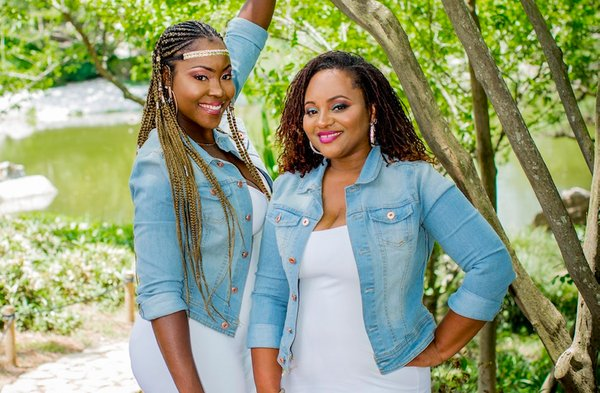Arline Robinson and Kesha Norman-Young, Founders of K & A Mobile Tax Services, LLC