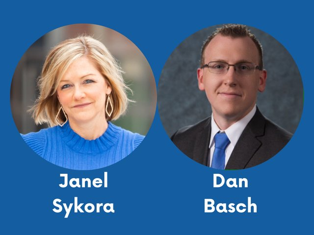 Janel Sykora and Dan Basch Speaker 1024x768