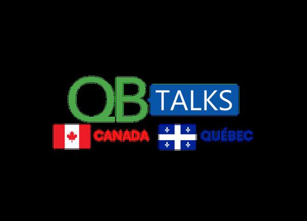 QB Talks Canada-Quebec Logo