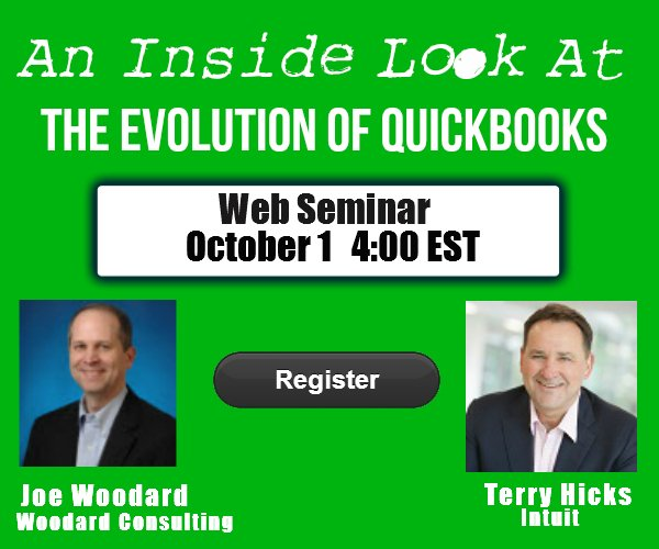 The Evolution of QuickBooks