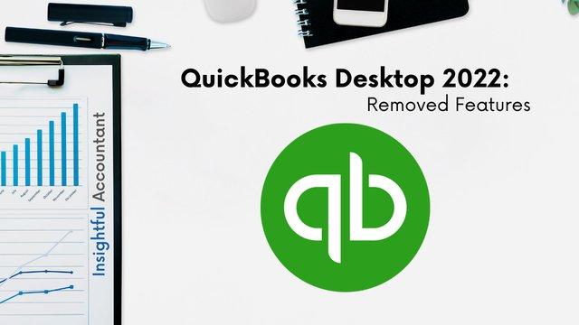QuickBooks Desktop 2022