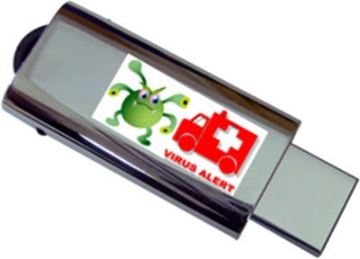 USB Virus Alert