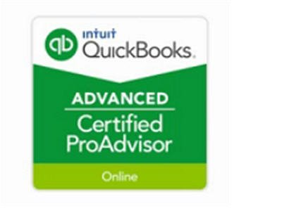 New QBO Adv. Certification  Badge