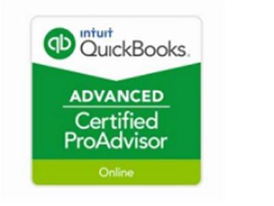 New QBO Adv. Certification  Badge