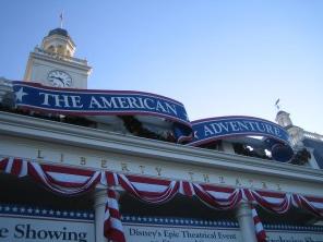 American Adventure Rotunda