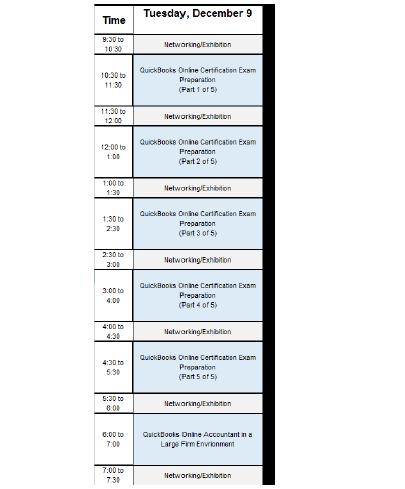 Tuesday 11 9 2014 VCon
