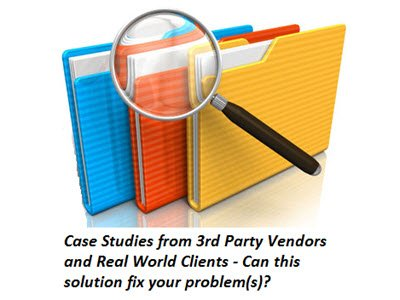 Vendor Case Studies