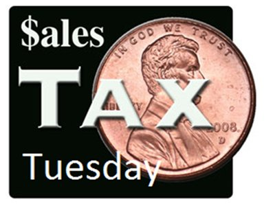 Sales Tax Tuesday