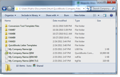 QuickBooks Auto Data Recovery - Part 3: Using ADR File Sets