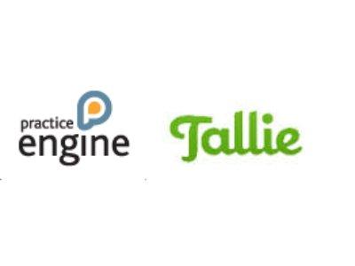 tallie and practice engine.JPG