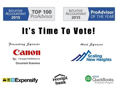 Vote For The Top 100 ProAdvisors
