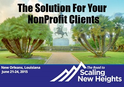 The Solution For Your NonProfit Clients