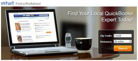 Find-a-ProAdvisor Headliner