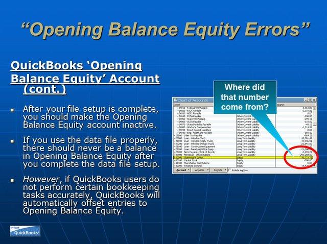 Opening Balance Equity 04