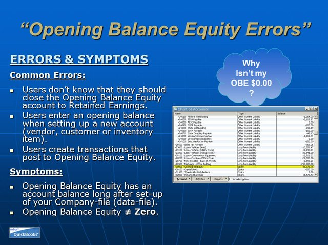 Opening Balance Equity 06