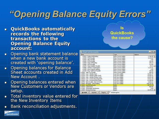 Opening Balance Equity 07
