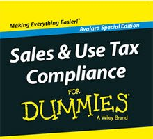 Sales & Use Tax For Dummies