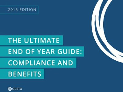The Ultimate End of Year Guide: Compliance and Benefits