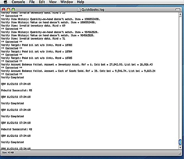 QB for Mac QuickBooks.log